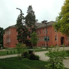 Photo taken at Eastern Michigan University by Brandon C. on 5/28/2013