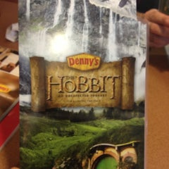 Photo taken at Denny's by Nury is S. on 11/17/2012