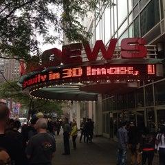 Photo taken at AMC Loews 34th Street 14 by Robert D. on 10/6/2013