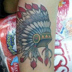 Photo taken at American Tattoo (Bond Street) by AmericanTattoo A. on 6/27/2015