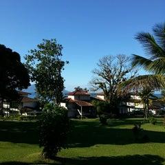 Photo taken at Club Med Rio das Pedras by Sergio A. on 7/10/2013