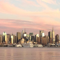 Photo taken at NY Waterway Ferry Terminal Midtown by Steve A. on 9/19/2012