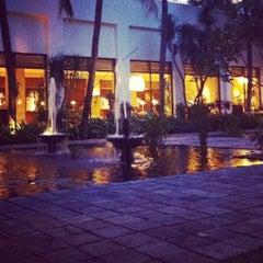 Photo taken at Hotel Bumi Surabaya by Hadydarknessknightley R. on 9/26/2012