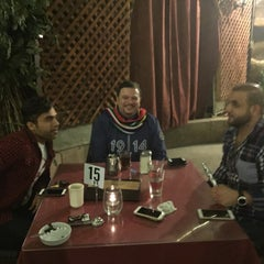 Photo taken at Eden Garden Cafe by Mohammed A. on 2/18/2015