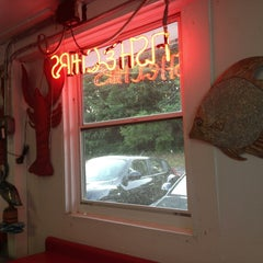 Photo taken at Uberti's Fish Market by Seth F. on 7/6/2013