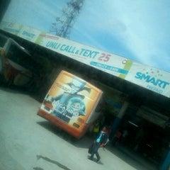 Photo taken at Mabalacat Bus Terminal by Kathleen B. on 7/14/2013