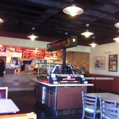 Photo taken at Roy Rogers by David G. on 9/10/2014