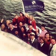 Photo taken at Hornblower Cruises & Events by Heather G. on 12/14/2012
