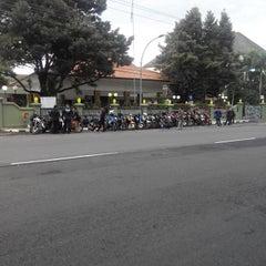 Photo taken at Balai Kota Yogyakarta by Rundraj J. on 3/26/2015