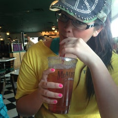 Photo taken at McAlister's Deli by Dylan C. on 6/30/2013