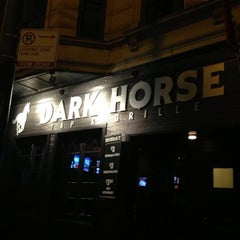Photo taken at Dark Horse Tap by Jessica P. on 7/23/2013