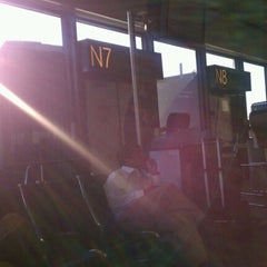 Photo taken at Concourse N Terminal by Ron S. on 9/26/2012