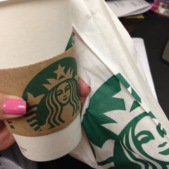 Photo taken at Starbucks by Jennifer C. on 10/25/2012