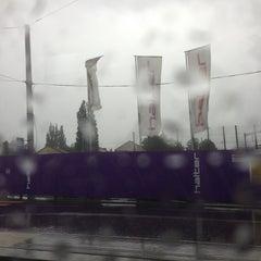 Photo taken at Bernmobil Ausserholligen by Felix Samuele M. on 8/7/2013