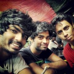 Photo taken at Hotel Durga by Karan R. on 8/14/2014