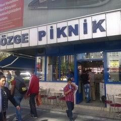 Photo taken at Özge Piknik by Nilüfer A. on 9/21/2014