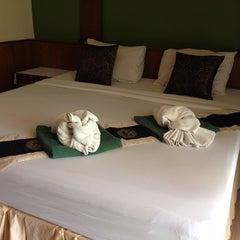 Photo taken at Southern Lanta Resort Koh Lanta by Porous C. on 4/18/2014