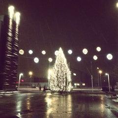 Photo taken at Domina Shopping by Aleksandrs Z. on 11/30/2012