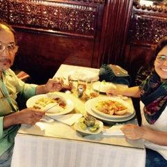 Photo taken at Restaurant La Merced by Danielle N. on 11/25/2014