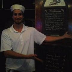 Photo taken at Belle Isle Yacht Pub by Jesi V. on 10/3/2011