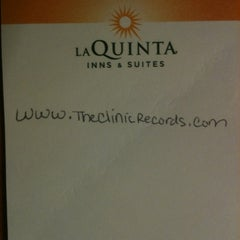 Photo taken at La Quinta Inn & Suites Albuquerque West by Don F. on 4/5/2012