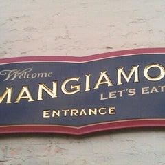 Photo taken at Mangiamo! by Kari L. on 9/21/2011