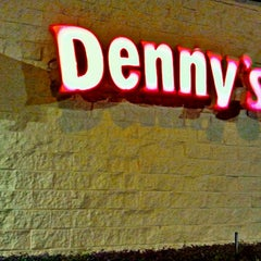 Photo taken at Denny's by Cyberstorm F. on 10/7/2011