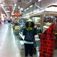 Photo taken at The Home Depot by Matthew C. on 2/19/2012