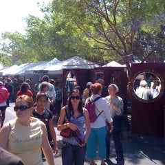 Photo taken at Tempe Festival of the Arts by Ellen Streiff on 3/25/2011