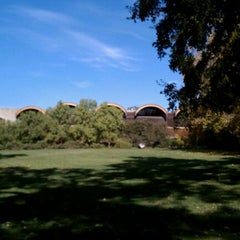 Photo taken at Domaine Chandon by Eric L. on 11/21/2011