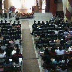 Photo taken at Bina Bakti School by Ronny S. on 6/7/2012