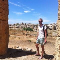 Photo taken at Relais Casa Mirabile by Thomas V. on 6/3/2012