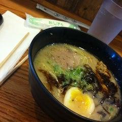 Photo taken at Ramen Yamadaya by Liz K. on 9/7/2011