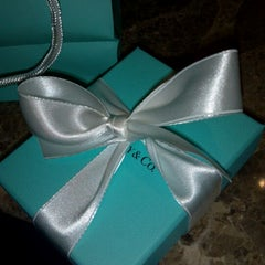Photo taken at Tiffany & Co. by Fluttershy on 12/23/2011