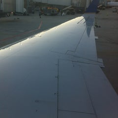 Photo taken at Gate F7A by Michael E. on 6/6/2012