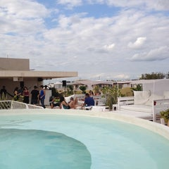 Photo taken at Hotel Basico by Christian J. on 1/7/2012