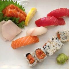 Photo taken at Mikaku Sushi by J C. on 8/22/2012