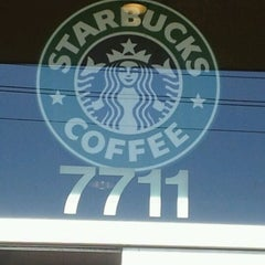 Photo taken at Starbucks by Celena A. on 1/4/2012
