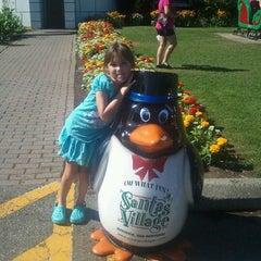 Photo taken at Santa's Village by Anne C. on 8/22/2012