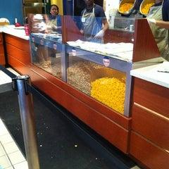 Photo taken at Garrett Popcorn Shops by LaCresha D. on 7/23/2011