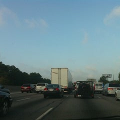 Photo taken at I-85 @ Beaver Ruin by Andre on 9/27/2011