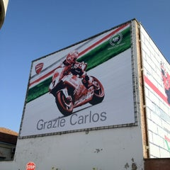 Photo taken at Ducati Motor Factory & Museum by Davide C. on 3/28/2012
