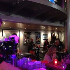 Photo taken at Filmhuis Den Haag by Hugo v. on 2/23/2012