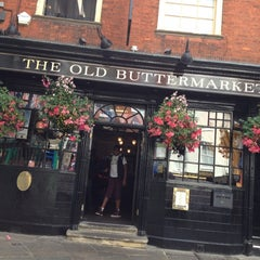 Photo taken at The Old Buttermarket by Chris H. on 8/27/2012