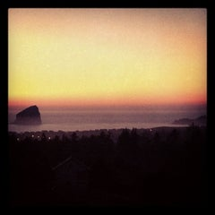 Photo taken at Pacific City, OR by Stacy M. on 9/13/2012