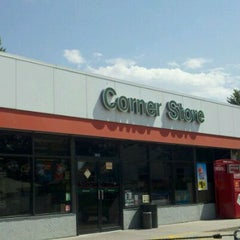 Photo taken at CORNER STORE by Phillip E. on 8/31/2011