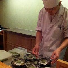 Photo taken at Kajitsu by Amanda on 5/30/2012
