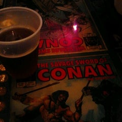 Photo taken at Conans Pizza Central by Patrick P. on 12/10/2011