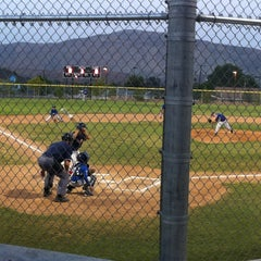 Photo taken at El Cerrito Sports Park by Wendy G. on 5/25/2012