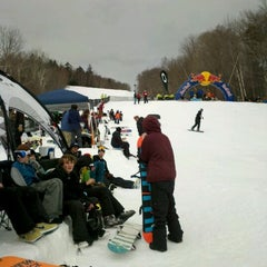 Photo taken at Carinthia Parks at Mount Snow by Ryan C. on 1/7/2012